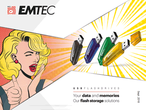 Catalog EMTEC USB Drives