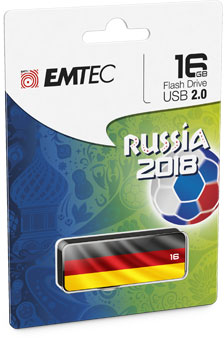 M700 World Cup Germany Pack 16GB