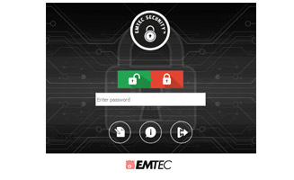 SpeedIN Pro EmtecSecurity