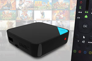 TV Box Android Streamer