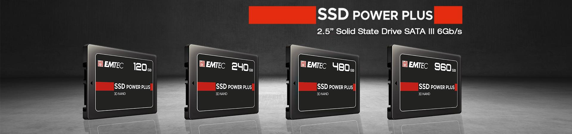 X150 SSD Power Plus