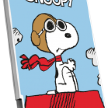 U700 Power Essentials 3/4 Snoopy 01