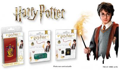 EMTEC Reveals New Harry Potter License