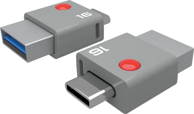 DUO USB-C 16GB