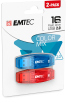 Emtec 16GB USB2.0 C410 P2 C/board