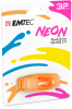 C410 Neon Cardboard 1Pack Orange 32GB