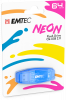 C410 Neon Cardboard 1Pack blue 64GB