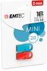 D250 Mini USB 2.0 cardboard 2pack 16GB