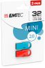 D250 Mini USB 2.0 cardboard 2pack 32GB