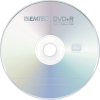 DVD +R DL disc