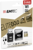 microSD UHS-I U1 Elite Gold 3pack reader 16GB