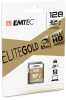 SD UHS-1 ELITE GOLD cardboard 128GB
