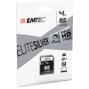 SD Class4 Elite Silver cardboard 1pack 4GB
