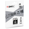 SD Class4 Elite Silver cardboard 1pack 8GB