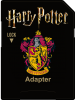 microSD Adapter Harry Potter Gryffindor
