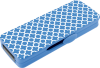 M700 Wallpaper blue tile 3/4 top closed