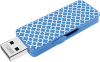 M700 Wallpaper blue tile 3/4 top open