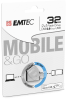 T250B Mobile & Go 2.0 swivel micro-USB 32gb