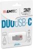 DUO USB-C 32GB cardboard